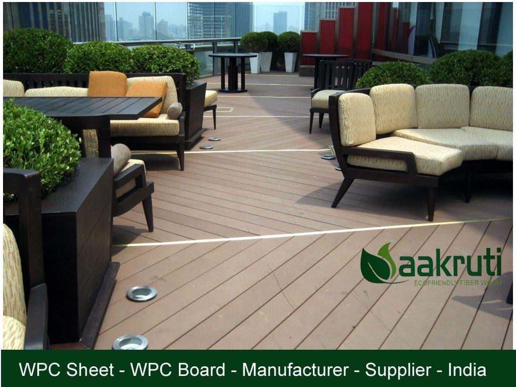 Wood Plastic Composite Board Wpc Display Board Ahmedabad