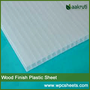 Wood Finish Plastic Sheet-PVC Foam Boards For Pre Fabricated House India