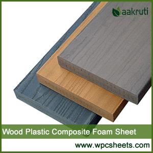 Wood Composite Flooring wood plastic composite foam sheet |3 layer boards | wood plastic